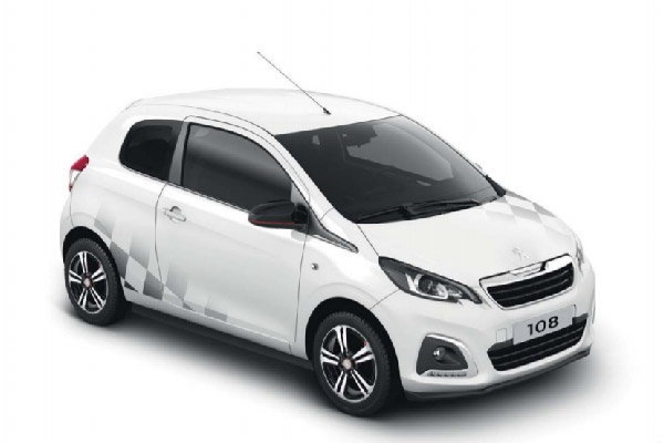 Peugeot 108 Groupe Michel