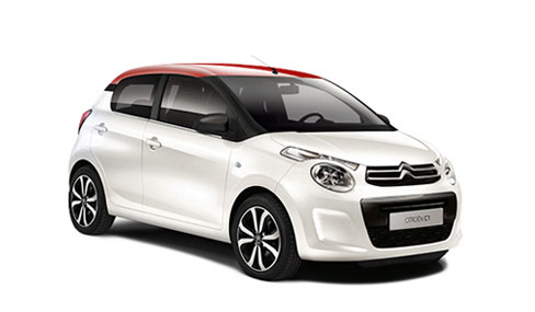 Citroën C1 Groupe Michel
