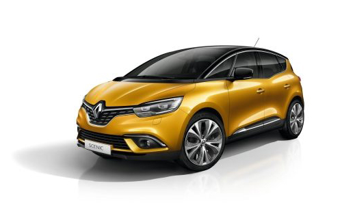 Renault Scenic Groupe Michel