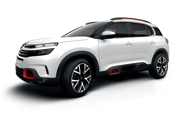 C5 Aircross Citroën Groupe Michel